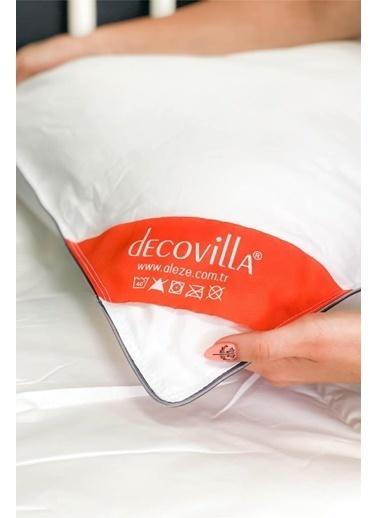 Decovilla  Kaz Tüyü Yastık 50x70 Beyaz